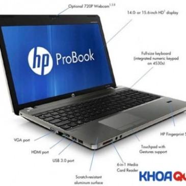 Tư vấn cách chọn mua laptop cũ giá rẻ HP Probook tốt nhất