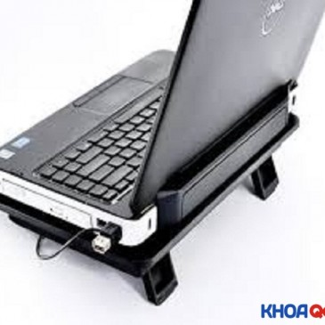 Dùng đế tản nhiệt XCM N19 cho laptop giá rẻ