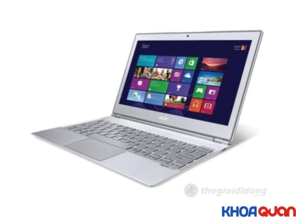 Giới thiệu 5 mẫu laptop xách tay Acer được đánh giá cao