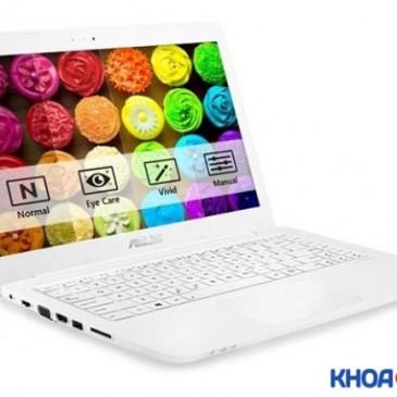 Giới thiệu dòng laptop giá rẻ Asus E402MA N2840