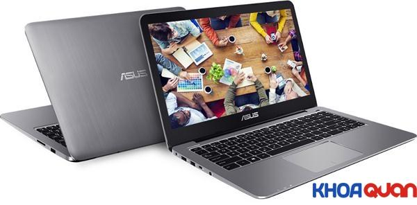 Chiêm ngưỡng vẻ đẹp của laptop giá rẻ Asus E403SA