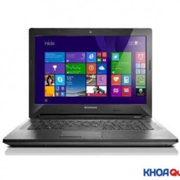 Sản phẩm laptop giá rẻ Lenovo G4080 Core i3-5005U