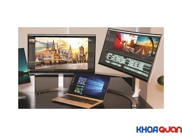 LG ra mắt laptop xách tay mỏng 1,5cm cạnh tranh với Macbook