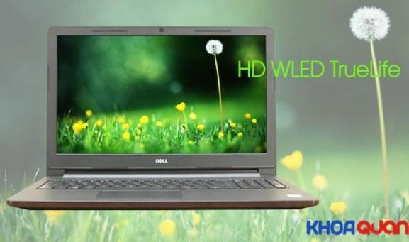 Giới thiệu mẫu laptop giá rẻ Dell Inspiron 3551 cho sinh viên