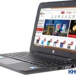 Trải nghiệm cùng laptop giá rẻ HP Stream 11-f008TU