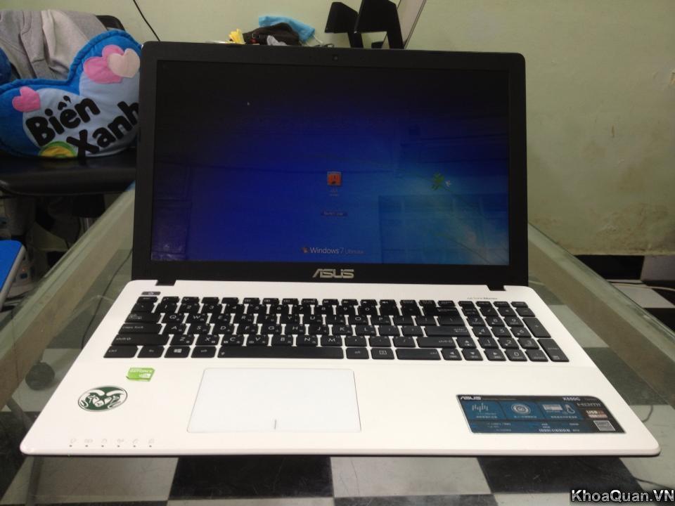 ASUS X550CC I5 15-7