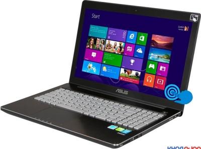 Asus Q550LF Touch ( I7 4500U – Ram 8 – HDD 750G – Nvidia GT745m – 15″) mới 98%