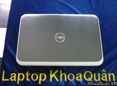 Dell Inspiron 5520 ( Core I5 3210M – Ram 4G – HDD 1 TB – 15″) mới 98%