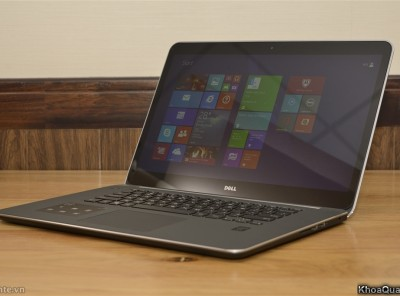 Dell XPS 15 9530 (Core I7 4712HQ – Ram 16GB – SSD 512 – NVIDIA GeForce GT 750M) Like New