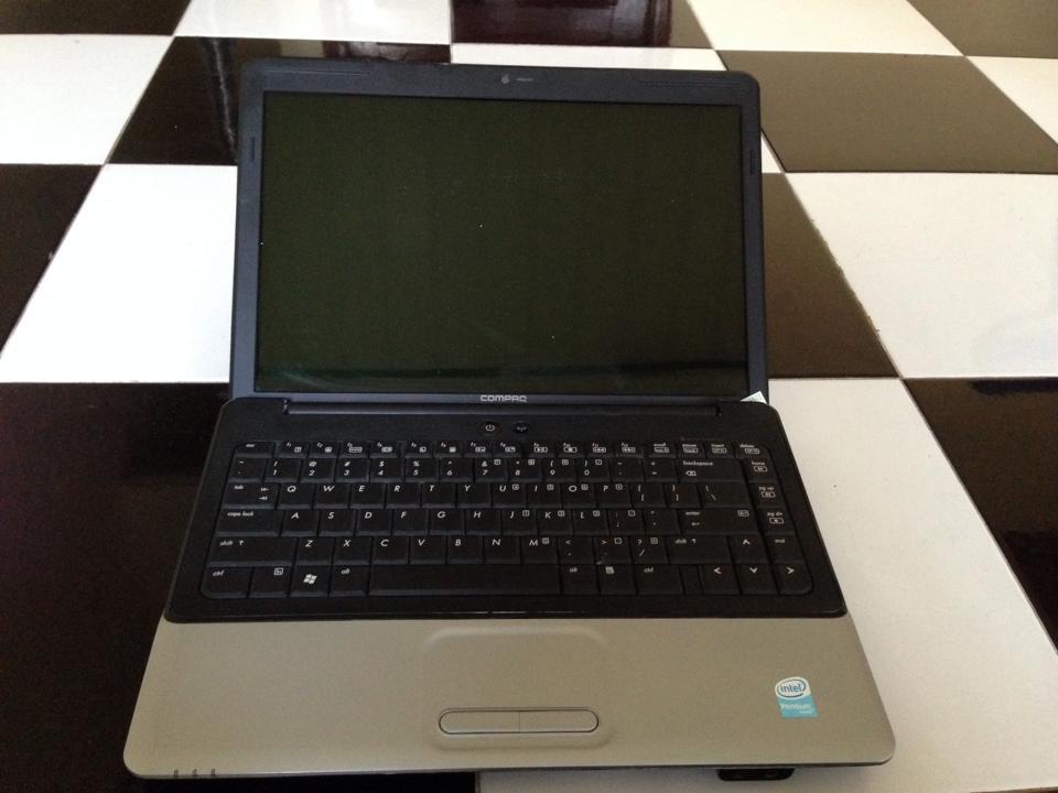 HP Compaq Presario CQ40-2