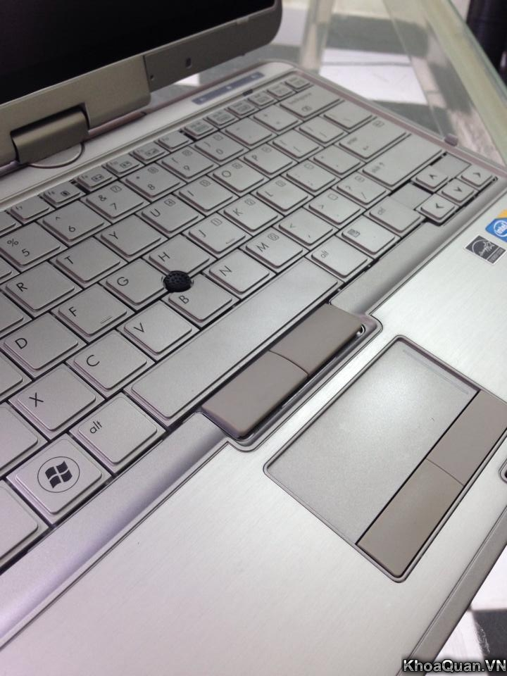 HP EliteBook 2740p I5 12-4