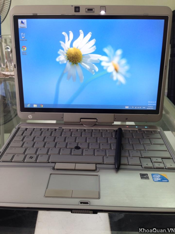 HP EliteBook 2740p I5 12-5