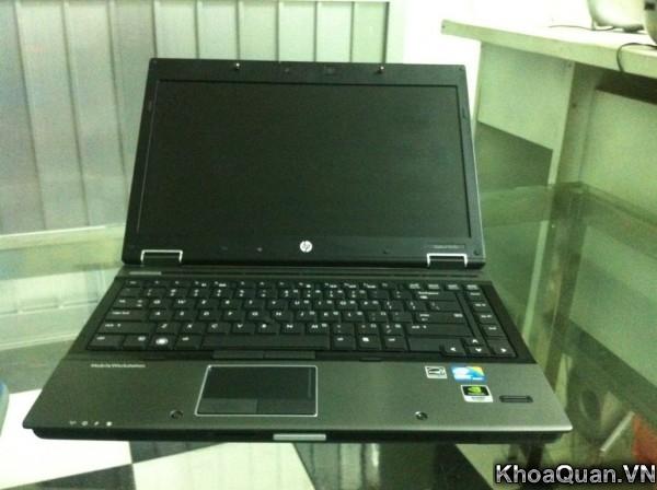 HP EliteBook 8440W I5 14-12