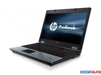 Laptop HP ProBook 6450b (Core i5 520M – Ram 4GB – HDD 250GB – 14″ – HD)