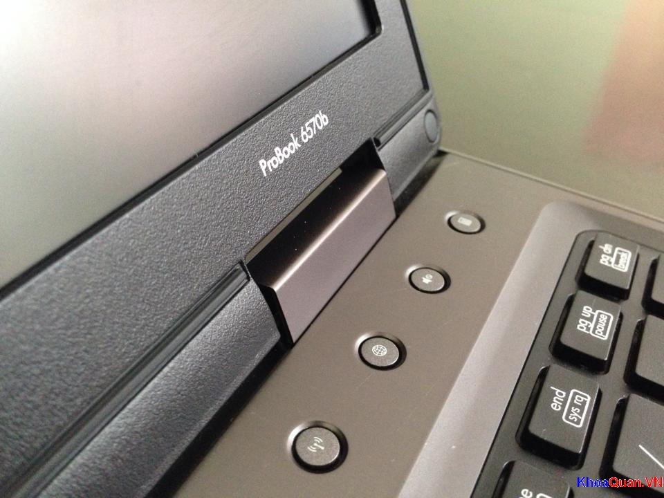 HP ProBook 6570b I5 15-7