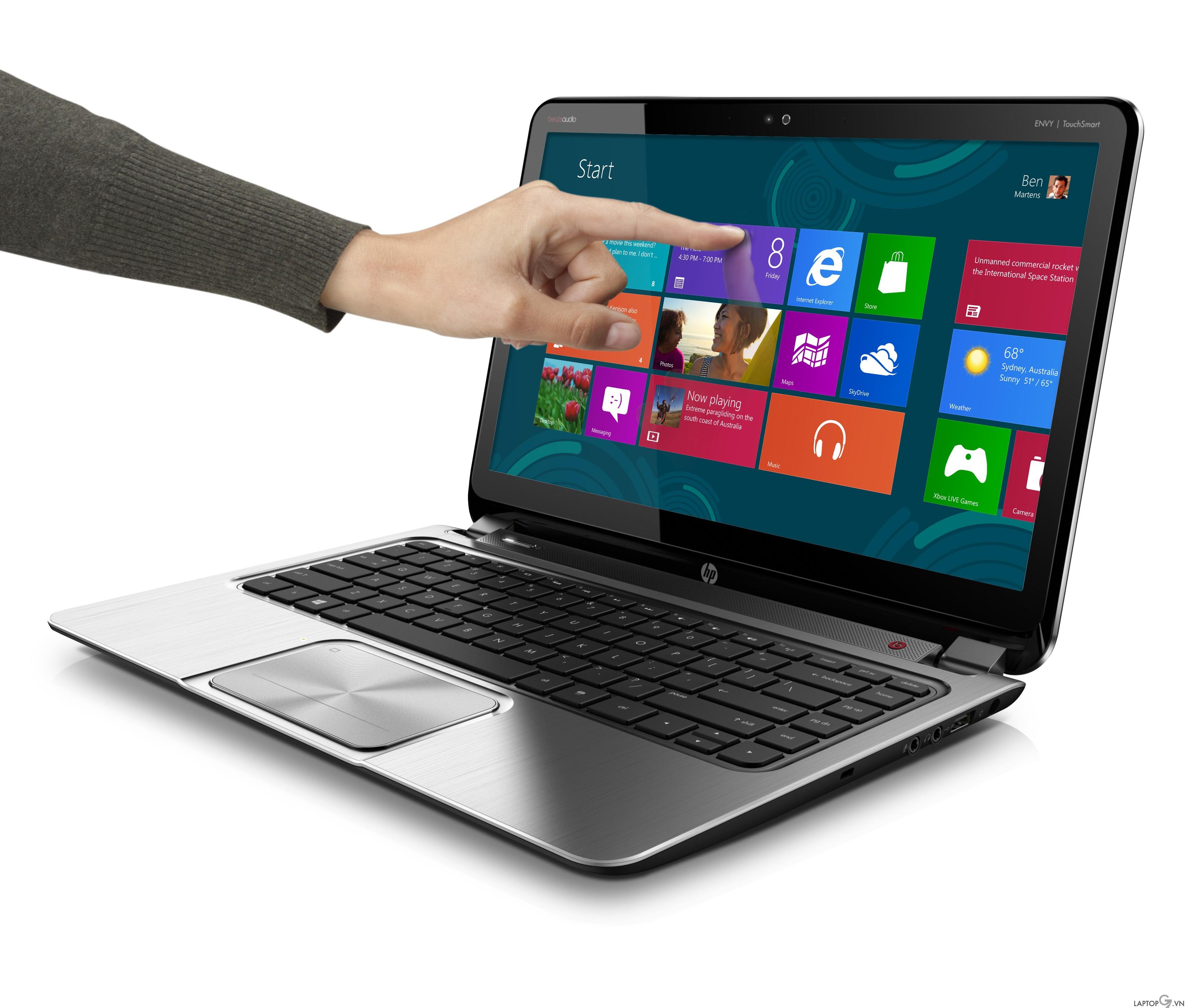 Laptop HP Envy 4 I5 14-1
