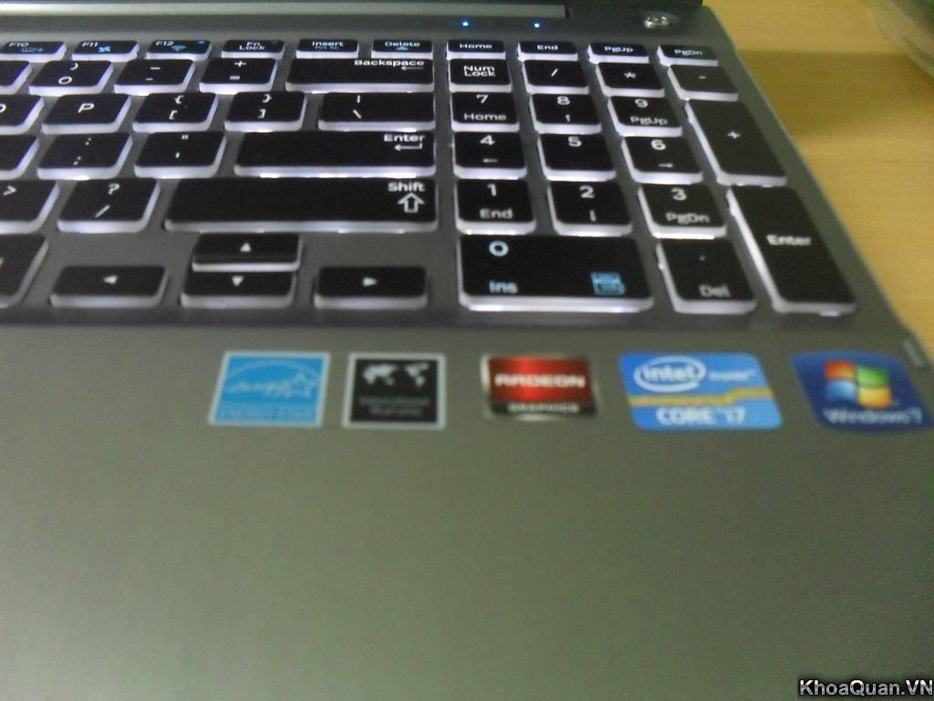 Samsung 700z I7 15-12