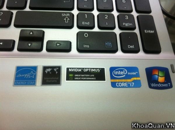 Samsung Series 5-550P5C-I7-15-1