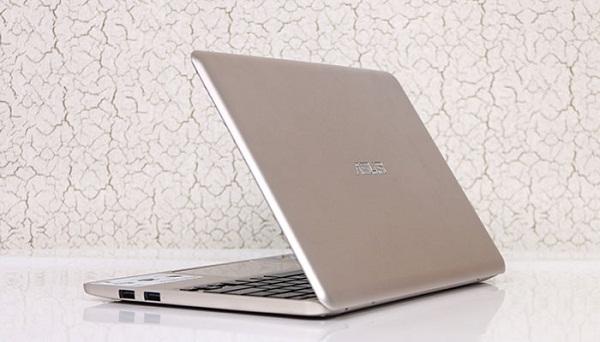 Dòng laptop giá rẻ Asus X205TA tầm 5 triệu