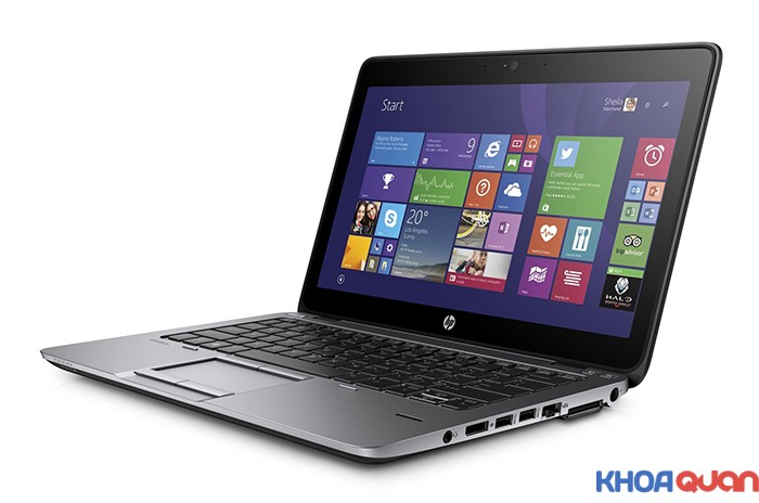 Hp Elitebook 820 G3 Core I5 6200u Ram 4g Hdd 500g