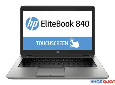 "HP Elitebook 840 G2 Touch (Core I7 5600U – Ram 8G – SSD 512G – 14 "" FHD) Like new 98%"