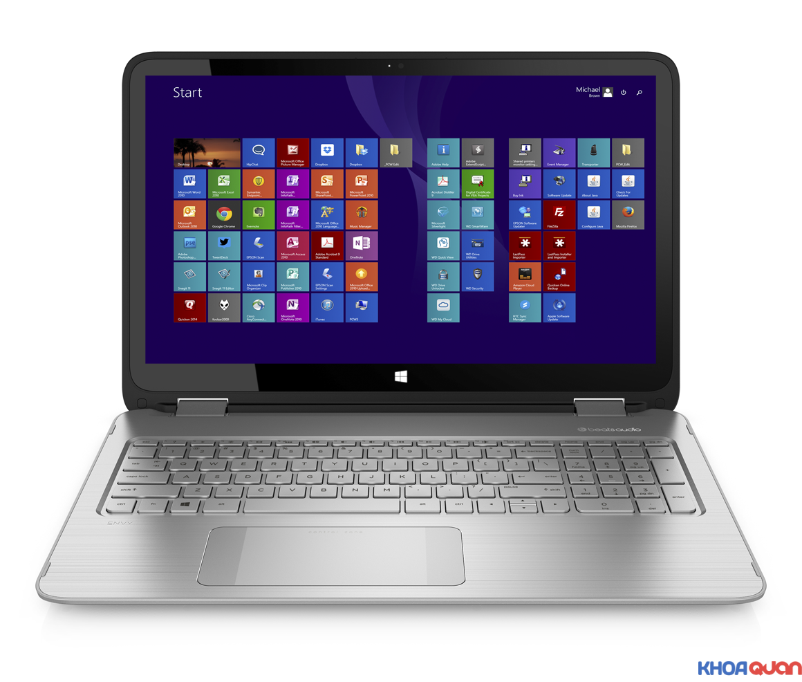 HP Envy X360-15-U363CL-2