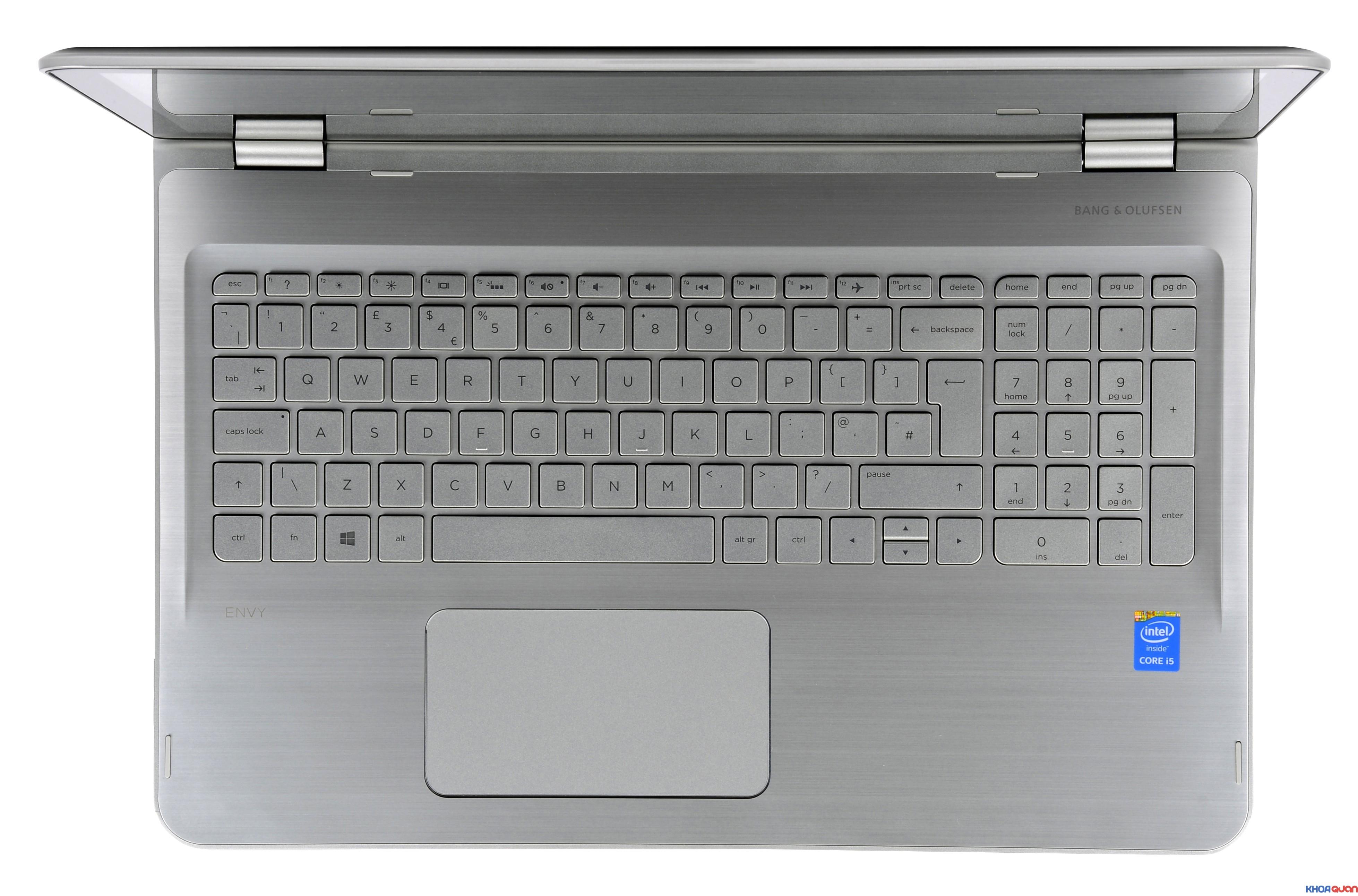 HP Envy X360-15-U363CL-4