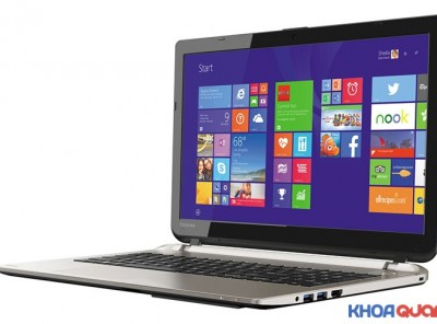 Toshiba Satellite S55T C5322 ( Core I7 6500U – Ram 8G – HDD 1T – 15″ – FHD touch)