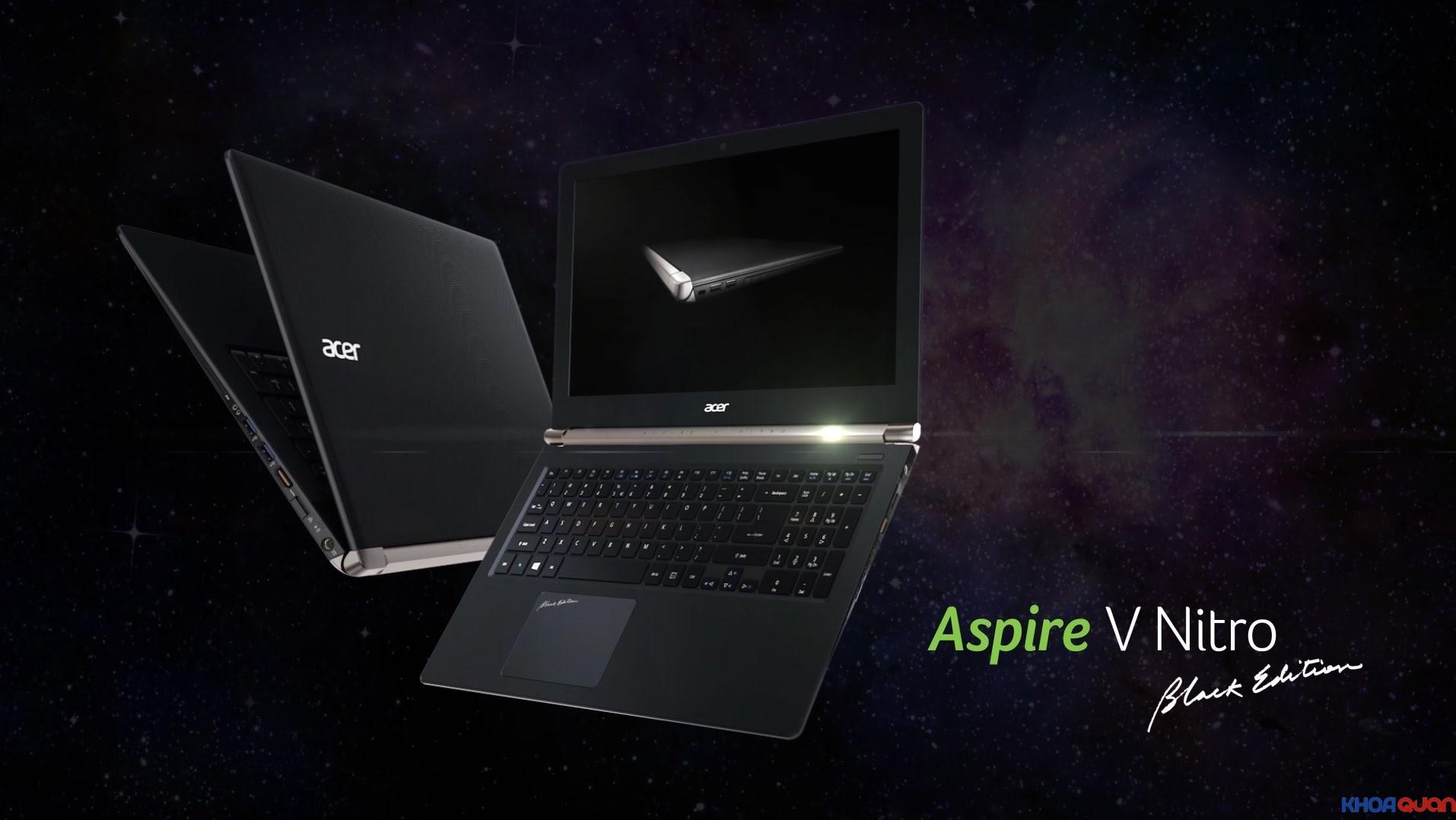 Đánh giá laptop xách tay Gaming : Acer Nitro BEVN7