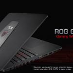 Giới thiệu laptop xách tay Gaming Asus GL552JX XO093D