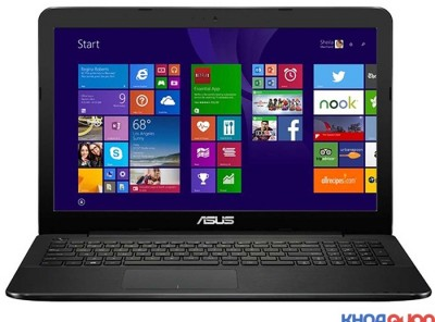 Laptop ASUS F554LA-NH71 ( Core i7 5500U – Ram 8G – HDD 1T – 15″ ) New