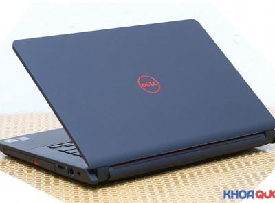 Laptop DELL Inspiron 7447 ( I7 4710HQ – Ram 8G – HDD 1T – 14″ – Nvidia GTX 850M)