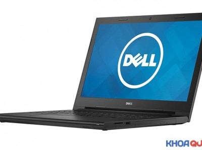 Laptop Dell Inspiron 15 i3542-5000BK Touch ( I3 4030U – Ram 4G – HDD 500G – 15″ ) New