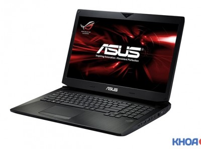 Laptop Asus G750JW ( I7 4700HQ – Ram 16 – HDD 1T – GTX  765M 2G – 17″ – FHD) Like New