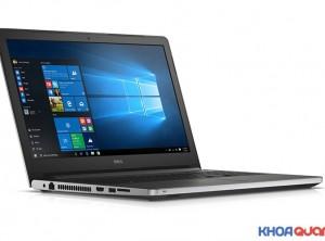 Laptop Dell Inspiron 5559 ( Core i3 6100U – Ram 6G – HDD 1T – 15″ – HD)
