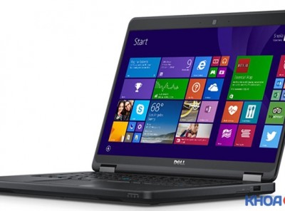 Dell Latitude E5470 ( Core I7 6500U – Ram 8G – SSD 256G – AMD Radeon R7 M360 – 14″ – FHD) Like New