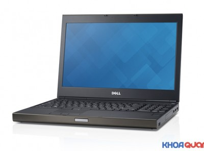Dell Precision M6800 ( i7 4810MQ – Ram 32G – SSD 512- Quadro K5100 8GB – 17″ FHD) Like New