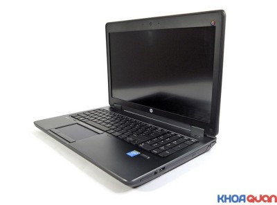 Laptop HP Zbook 15 (Core I7 4800HQ – Ram 8G – HDD 500G – 15″ – VGA K1100) Like New