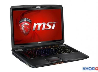 MSI GT70 2PE Dominator Pro ( I7 4810QM – R 32 – 3xSSD 128+ HDD 1T – GTX 880M 8G – 17″) Like New