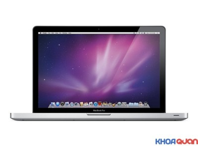 MacBook Pro 2010 MC375 ( Core 2 Duo – Ram 4G – HDD 500G – Nvidia 320M – 13″ )