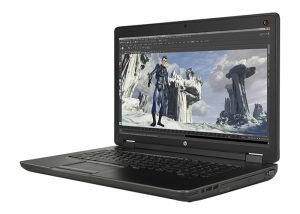 Laptop HP Zbook 17 G2 cũ