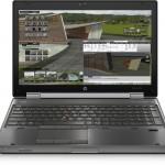 Mẫu laptop HP workstation 8570w chuyên cho đồ họa