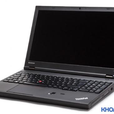 Laptop IBM workstation W541 chuyên dụng cho đồ họa