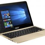 Mẫu laptop Asus E200HA giá hấp dẫn