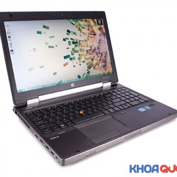 Laptop HP workstation 8560w chuyên cho đồ họa