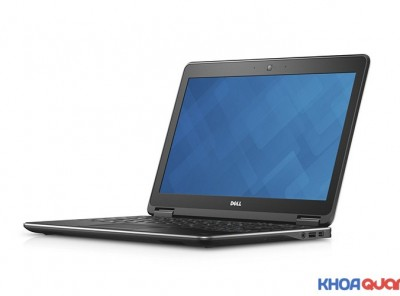 Dell Latitude E7250 (Core I5-5300u – Ram 4Gb – SSD 128Gb – 12″ – HD) Like New