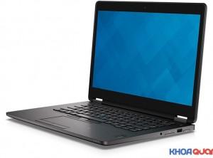 Dell Latitude E7470 (Core I7 6600u – Ram 8Gb – SSD 256G – 14″ – HD) Like New