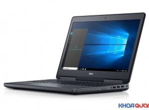 Dell Precision M7510 ( I7 6820HQ – Ram 16G – SSD 128 + HDD 1T – 15″ – Quadro M1000M – FHD) Like New