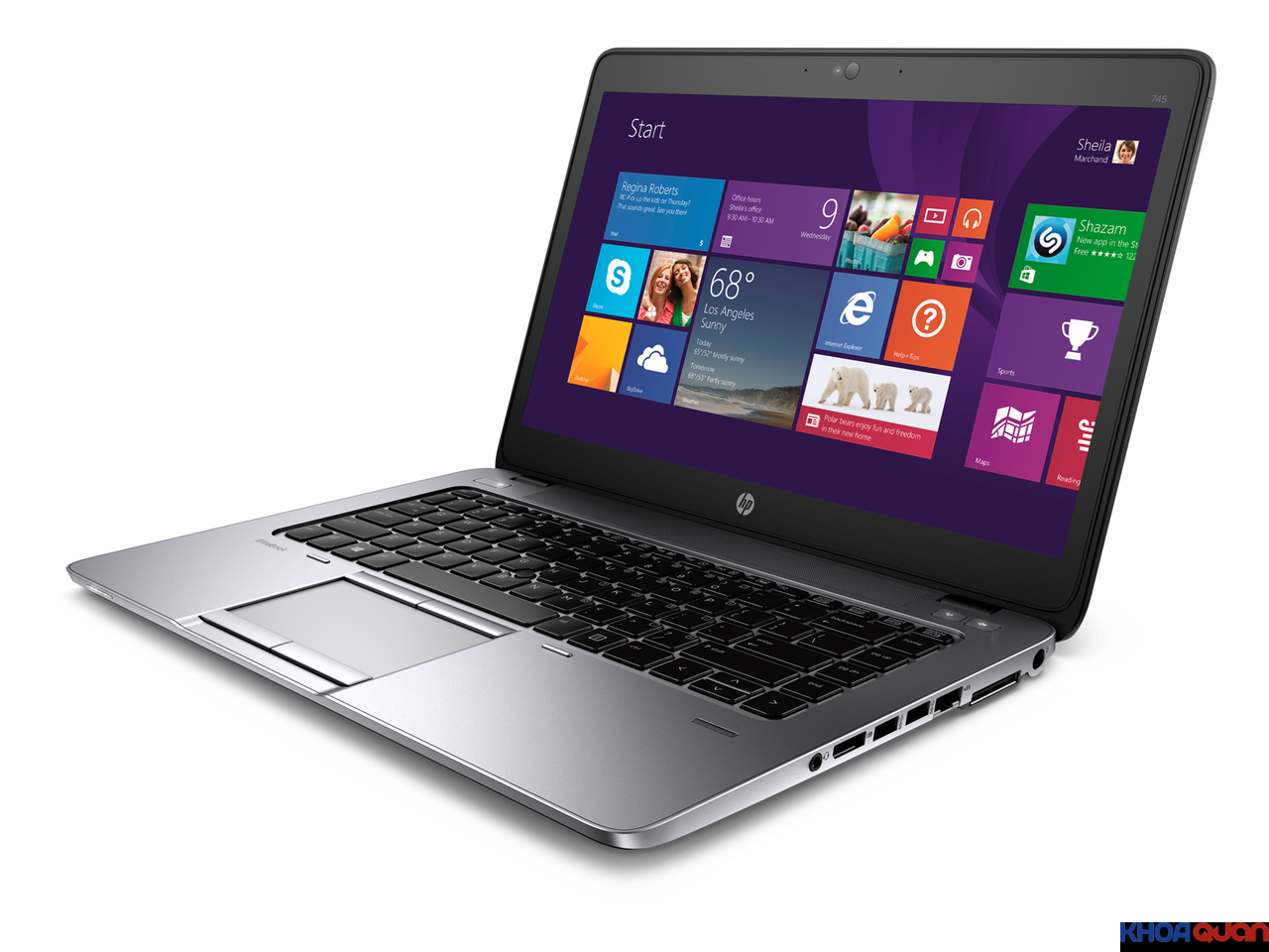 HP EliteBook 745 G2 1