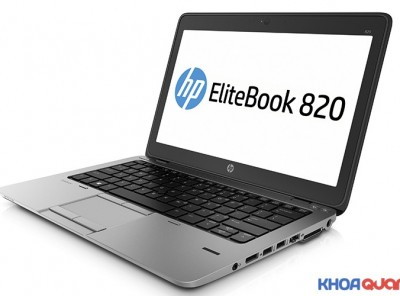 HP Elitebook 820 G2 ( Core i5 5300U – Ram 4G – SSD 256G – 12″ – HD)
